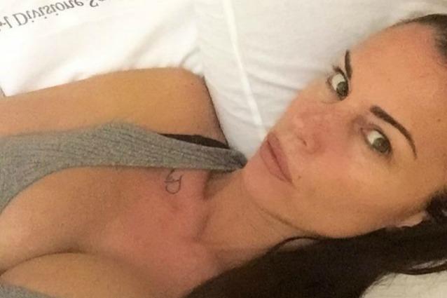 """Antonella Mosetti ricoverata in ospedale: """"Intervento superato"""""""