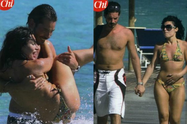 """Giusy Ferreri: """"Il fidanzamento con Andrea Bonomo non conosce crisi perché lui mi capisce"""""""