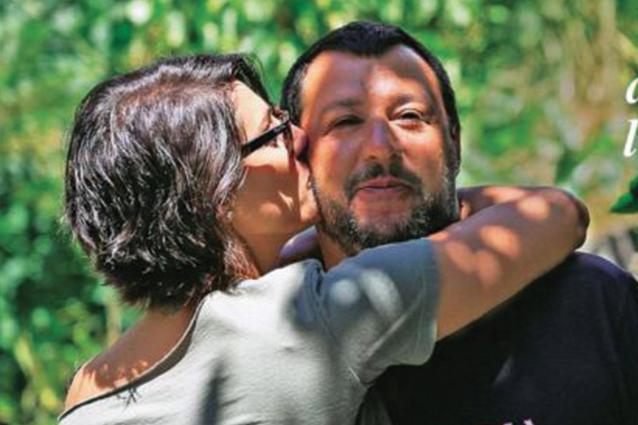 """Elisa Isoardi e Matteo Salvini verso il matrimonio"""