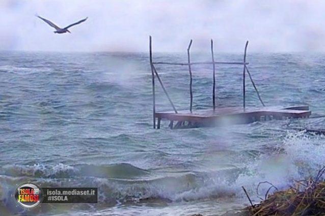 La prima puntata de L'Isola 2017 non è a rischio, l'allerta meteo non blocca messa in onda