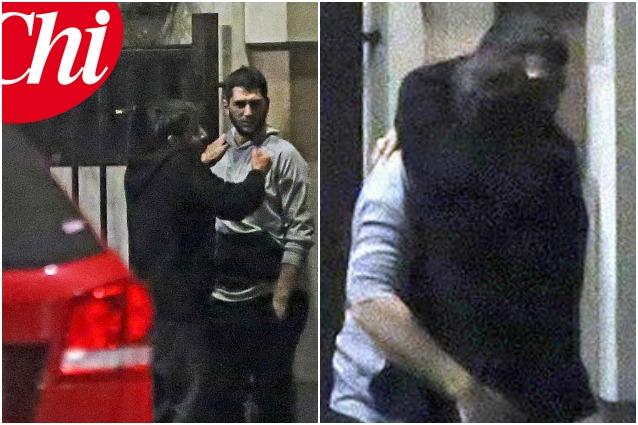 Andrea Iannone sempre più amico di Jeremias, lo abbraccia dopo la lite con Sara Battisti