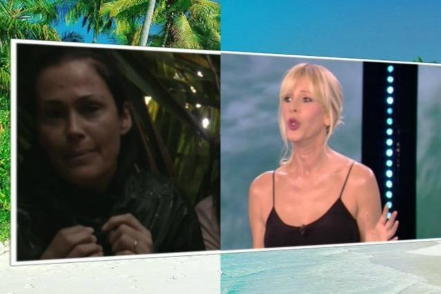 """Isola dei famosi 2017, De Grenet: """"Sto male"""", la Marcuzzi: """"In Italia c'è chi sta peggio"""""""