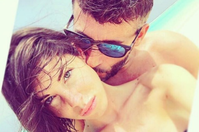 """Bianca Atzei e l'amore con Max Biaggi raccontato a Sanremo: """"Sono innamorata e felice"""""""