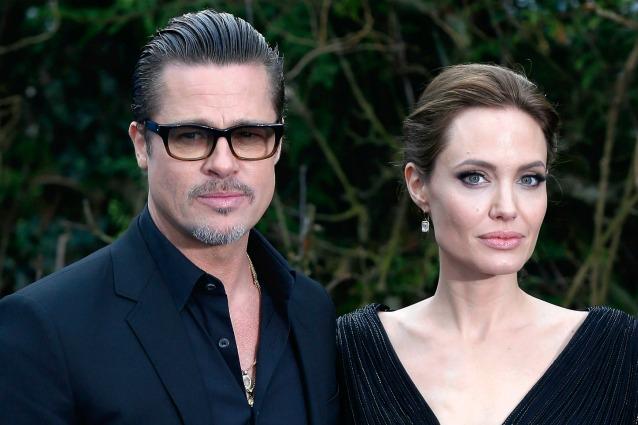 'Divorzio privato' per Brad Pitt e Angelina Jolie