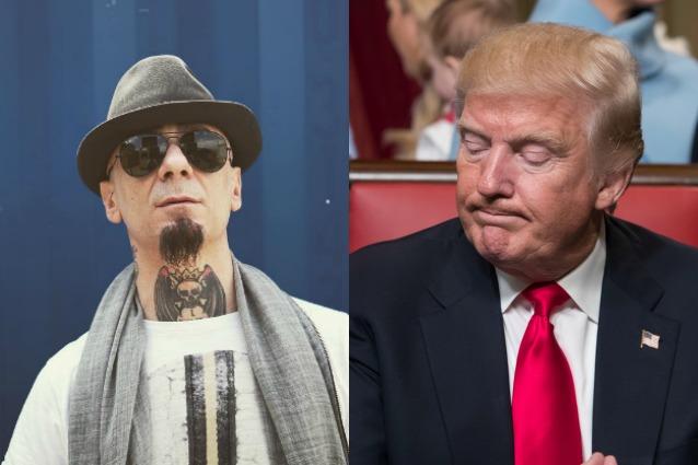 """J-Ax aveva previsto che Trump sarebbe diventato Presidente: """"Mi fa paura"""""""