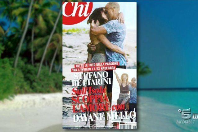 """Bettarini e Dayane Mello sono fidanzati: """"C'è stato un bacio, stiamo bene insieme"""""""
