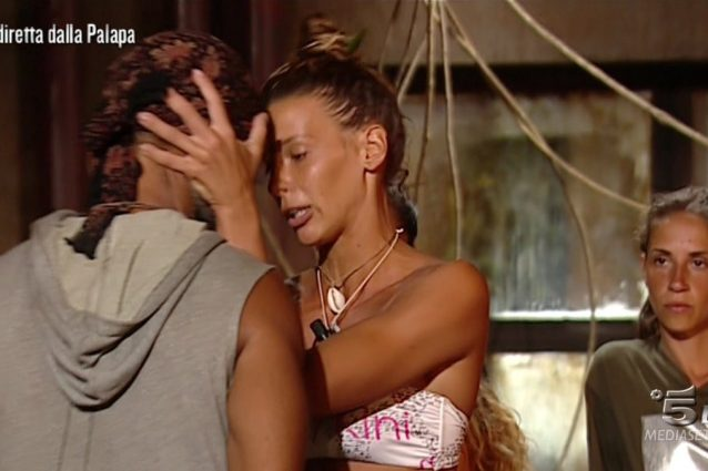 "Giulia nomina Raz Degan: ""Con me è brusco, me l'ha giurata"""