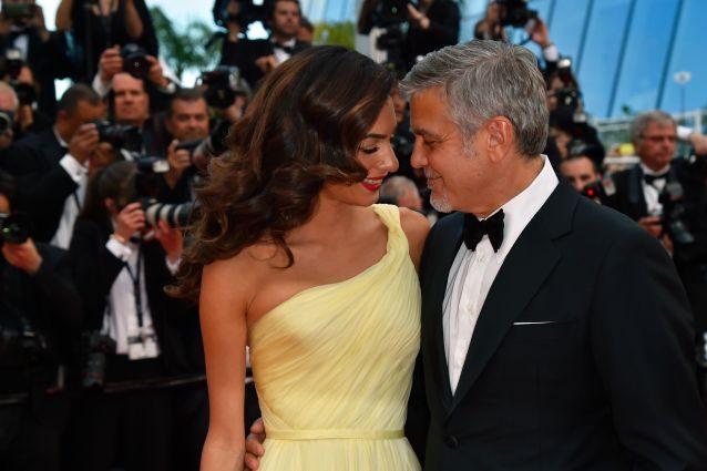 """George Clooney diventa padre: """"Sarà un'avventura, siamo molto felici"""""""