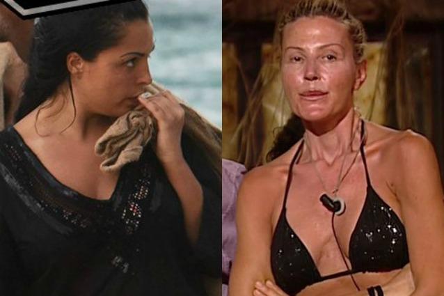 "Isola 2017, Nancy Coppola: ""Nathaly Caldonazzo è razzista con i napoletani"""