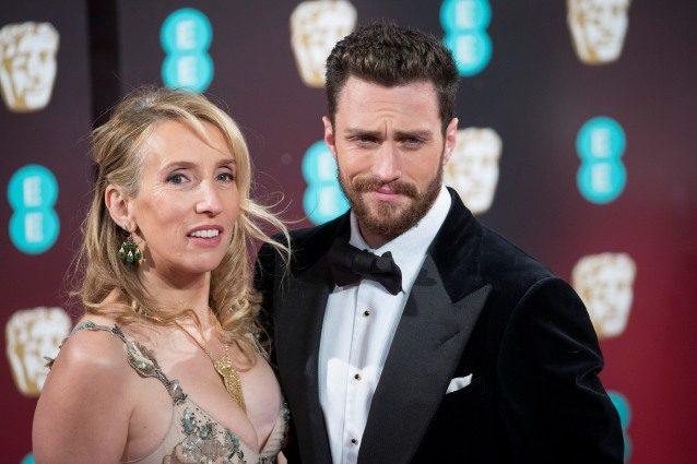 Il marito di Sam Taylor-Johnson, regista di 50 sfumature, è di 23 anni più giovane
