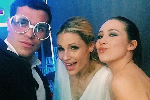 Aurora Ramazzotti è fidanzata con Goffredo Cerza, lo ha già presentato a mamma Michelle Hunziker