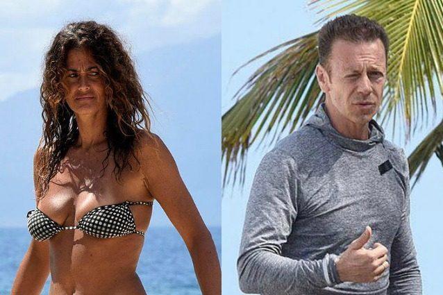 Isola dei Famosi: Rocco Siffredi contro Samantha De Grenet