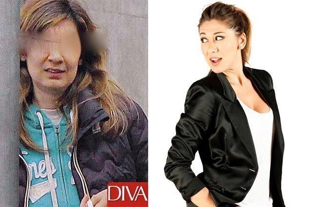"""Virginia Raffaele smentisce le foto senza trucco: """"Non sono io, mi dispiace per la signora"""""""