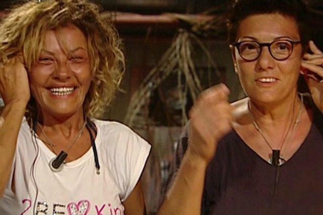 """Eva Grimaldi e Imma Battaglia ufficializzano la loro relazione: """"Un amore solido, forte e sincero"""""""