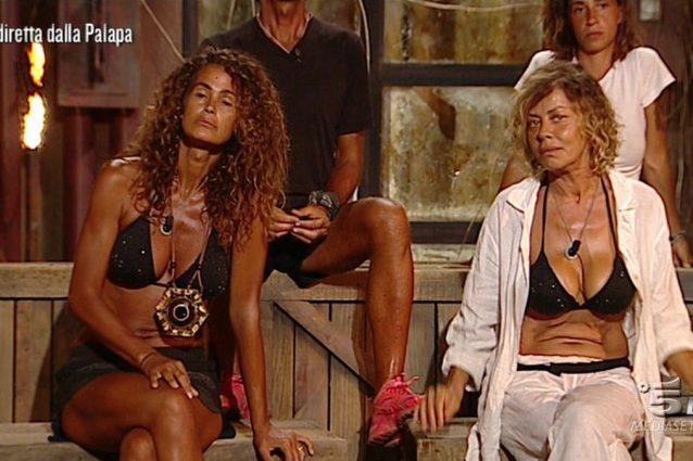 """Eva contro Samantha: """"Le ho detto che non volevo andare al televoto e mi ha nominata comunque"""""""