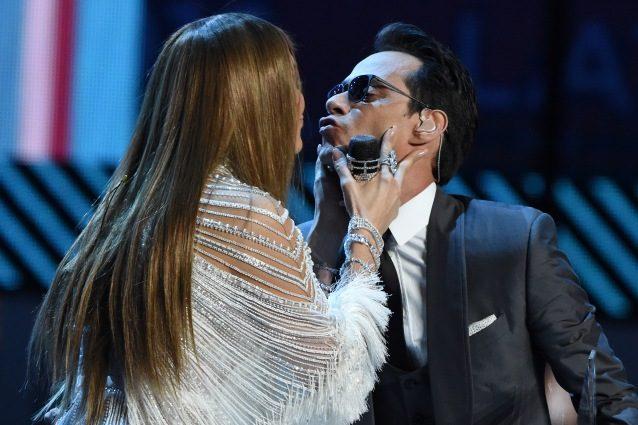 """J.Lo: """"Marc Anthony e io funzioniamo come amici, tra noi non c'è nulla di più"""""""