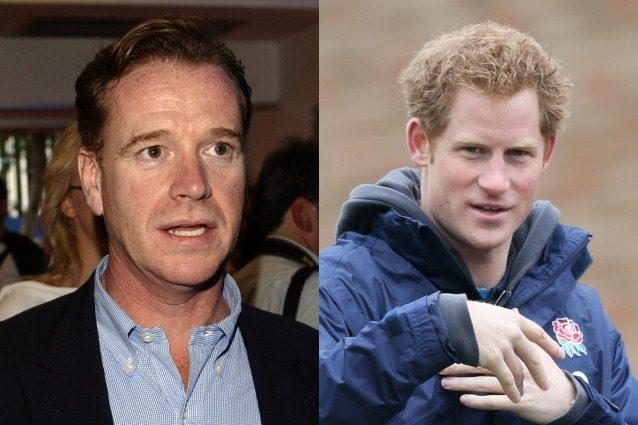 """James Hewitt, ex amante di Lady Diana: """"Povero Harry, non sono suo padre"""""""
