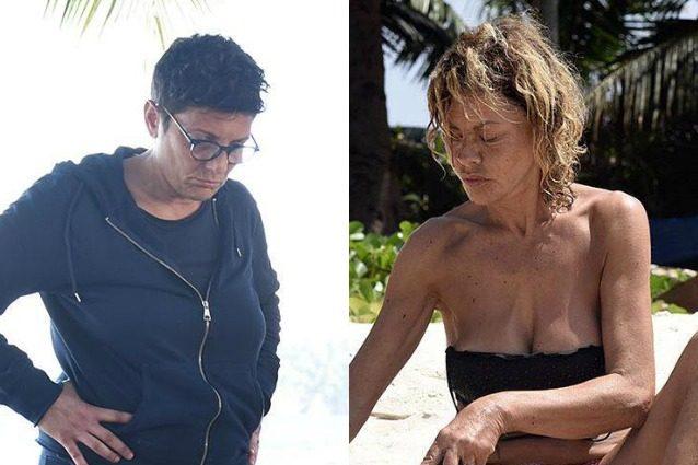 """Eva Grimaldi: """"Dopo il mio coming out, Imma Battaglia ha paura per me"""""""