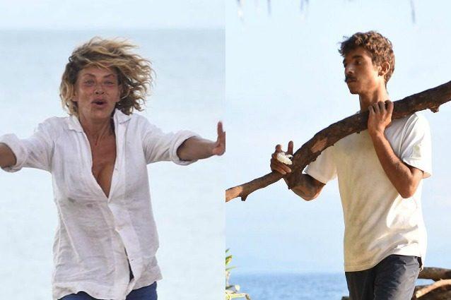 """Eva scopre che Moreno è sull'Isola dei primitivi: """"Se mi eliminano, vi faccio dei segnali"""""""