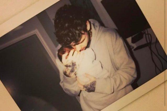 Liam Payne diventa padre per la prima volta
