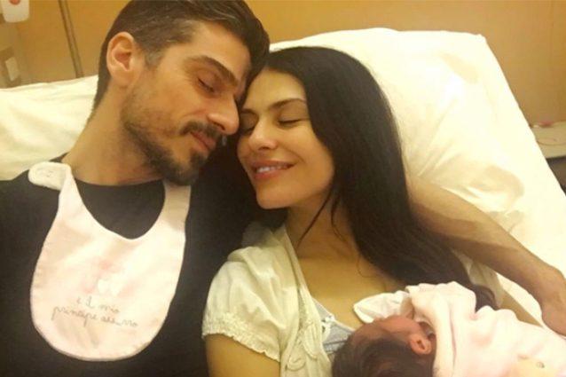 """Massimiliano Varrese è diventato papà di Mia: """"Il miracolo è vedere Dio nella persona che ami"""""""