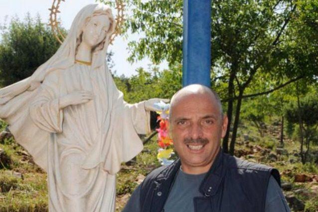Paolo Brosio contro il vescovo che nega l'apparizione della Madonna a Medjugorje