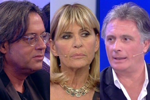 """Maria De Filippi a Gemma Galgani: """"Michele è solo un tentativo forsennato di dimenticare Giorgio"""""""