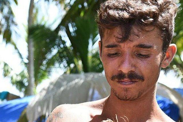 """Moreno ha avuto un infortunio: """"Mi sono fatto male alle mani, non riesco a pescare"""""""
