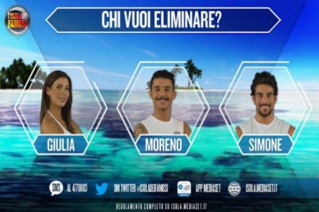 """Raz Degan manda in nomination Giulia e Moreno: """"Mandatelo a casa, fate tornare Max"""""""