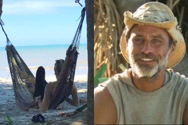 """Paola Barale su una spiaggia esotica: """"È all'Isola dei Famosi 2017 per Raz Degan"""""""