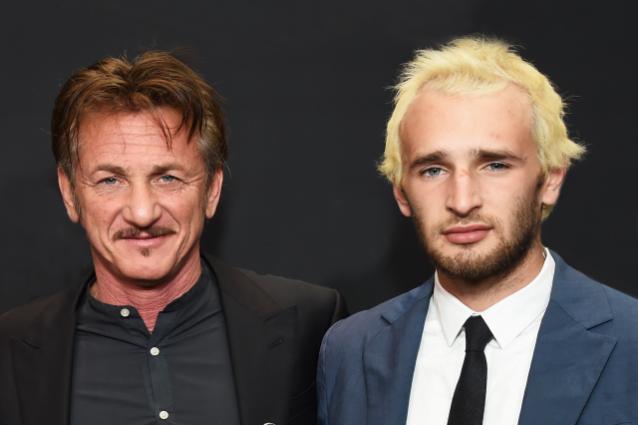 """Il figlio Sean Penn: """"Mi facevo di metanfetamina, sono pulito anche grazie a mio padre"""""""
