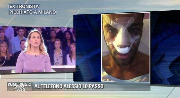 Alessio Lo Passo, ex tronista di Uomini e Donne arrestato per estorsione!