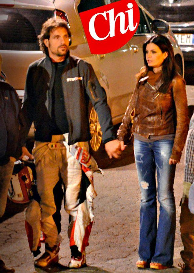 Laura Torrisi e Luca B...