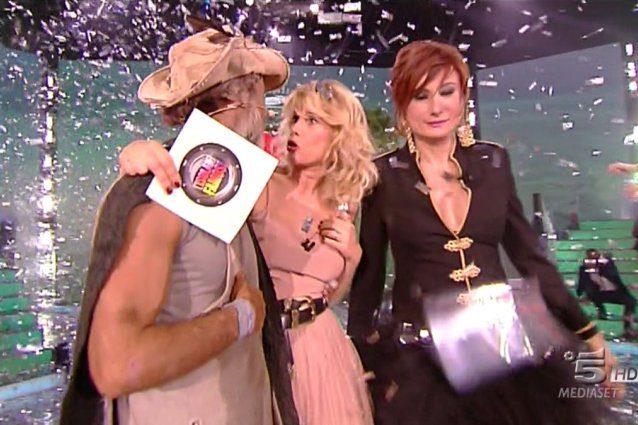 """Anche Alessia Marcuzzi tifava Raz Degan: """"Condivido il volere del televoto"""""""