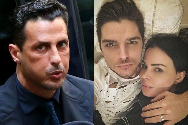 """Favoloso: """"Corona mi accusa perché prova un sentimento per Nina Moric, vuole mettere veleno"""""""