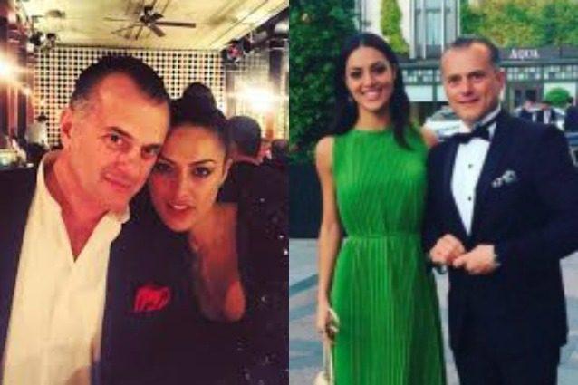 Leonardo è l'ex fidanzato di Desirèe Popper, ha 48 anni ed è un direttore d'albergo