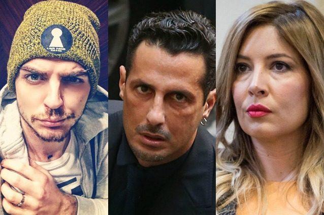 "Luigi Mario Favoloso, compagno di Nina Moric: ""Querelo Fabrizio Corona e Selvaggia Lucarelli"""