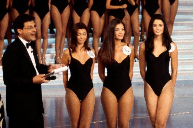Carlotta Mantovan, la moglie che Frizzi incontrò a Miss Italia: lui conduceva, lei era in gara