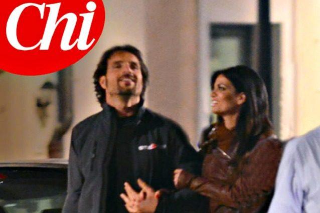 Laura Torrisi e Luca Betti allo scoperto, l'ex di Pieraccioni e il pilota sono innamorati