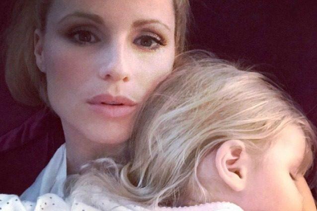 """Michelle Hunziker: """"Voglio il quarto figlio entro due, tre anni al massimo"""""""