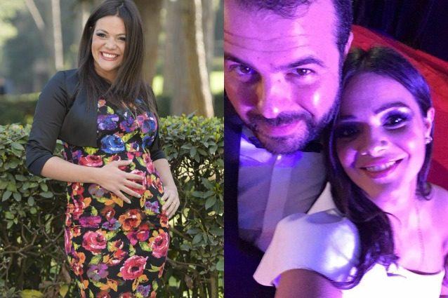 """Pina Turco è incinta, la Deborah di """"Gomorra"""" sposerà il regista Edoardo De Angelis"""