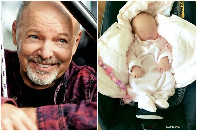 Vasco Rossi è diventato nonno, il figlio Lorenzo ha avuto una bimba di nome Lavinia