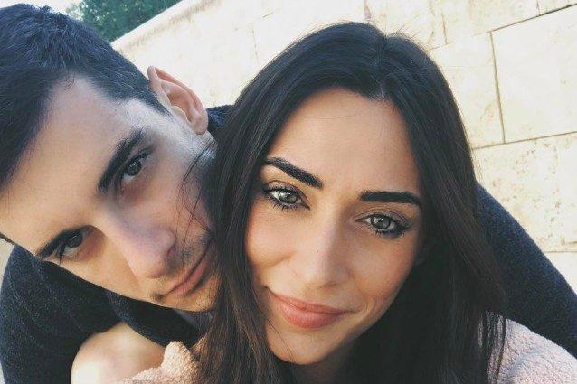 Sonia Lorenzini ed Emanuele Mauti pronti al sì per sempre