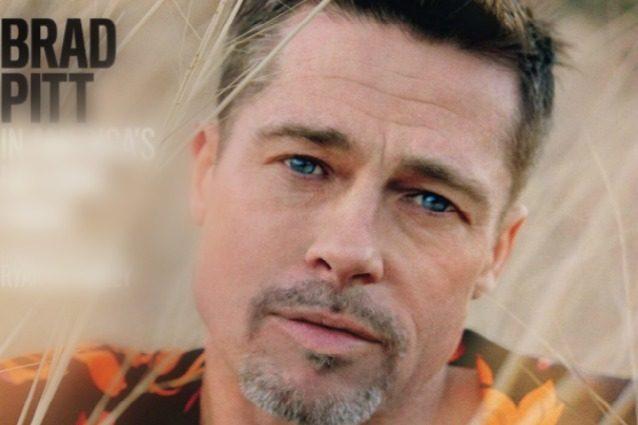 """Brad Pitt dopo il divorzio da Angelina: """"Ero alcoolizzato, dovevo fare di più per i miei figli"""""""