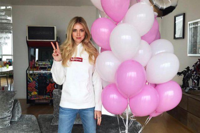 La fashion blogger Chiara Ferragni compie 30 anni