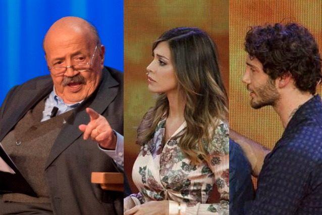 """Costanzo: """"Tra Belén e Stefano una telenovela che tiene incollati gli spettatori alla tv"""""""