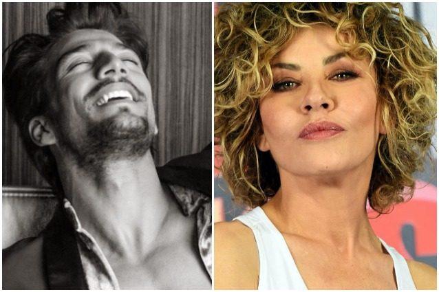 Simone Susinna nega flirt con Eva Grimaldi