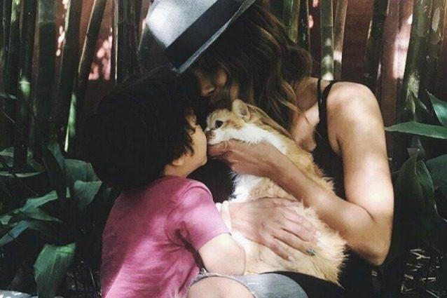 """Halle Berry piange la morte del suo gatto: """"Il mio cuore si è spezzato, aveva un cancro al cervello"""""""