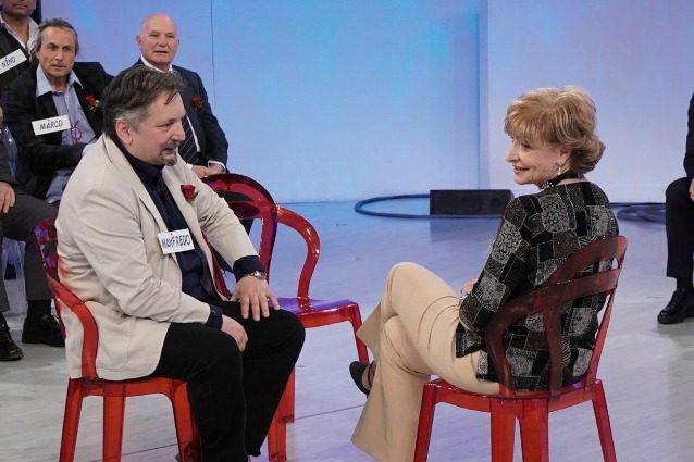 UeD Graziella Montanari accusa Manfredo e lui si infuria