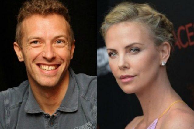 """Chris Martin e la passione per le bionde da Oscar: """"Dopo Gwyneth punta a Charlize Theron"""""""